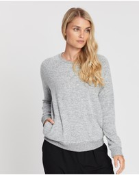 Cotton On Body - Supersoft Pocket Crew Jumper