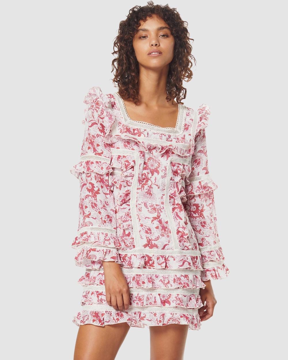 Stevie May Rouge British India British India Mini Dress