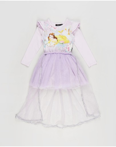 Rock Your Kid - ICONIC EXCLUSIVE - Belle LS Frozen Dress - Kids