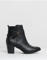 SPURR - Hackett Ankle Boots