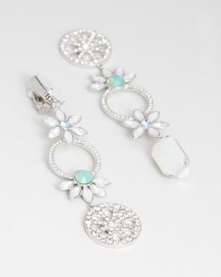 Peter Lang Freja Earrings - Jewellery (Silver)
