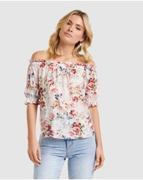 Forever New - Hilda Bardot Top