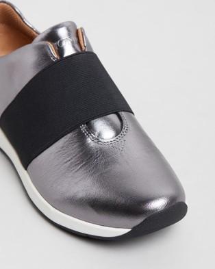 Vionic Codie Casual Sneakers - Slip-On Sneakers (Pewter)