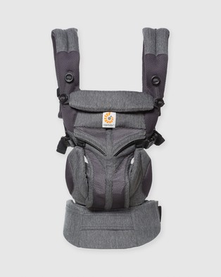 Ergobaby Omni 360 Cool Air Mesh Carrier All Baby Carriers Classic Weave
