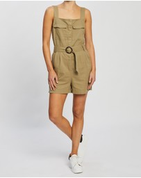 ONLY - Noreen Strap Playsuit