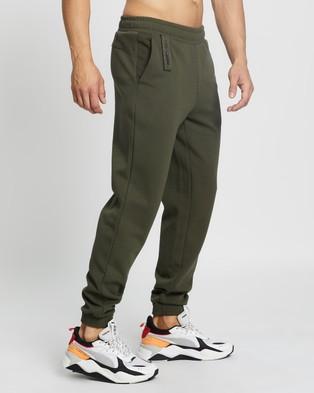 Puma Nu Tility Pants - Track Pants (Forest Night)