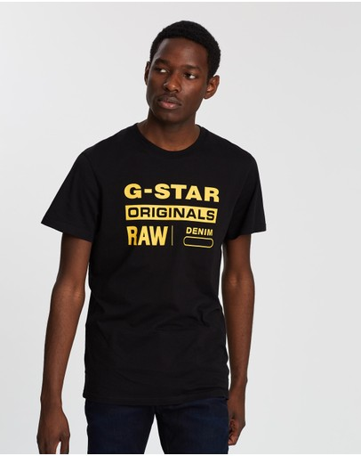 G-Star RAW - Graphic 8 R T SS Tee