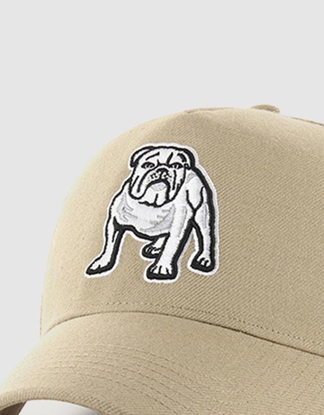 Women Bulldogs/Khaki Replica '47 MVP DT SNAPBACK