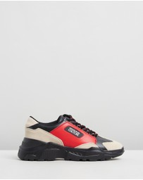 Versace Jeans Couture - Low-Top Speed Trainers
