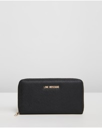 LOVE MOSCHINO - Continental Wallet