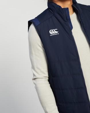 Canterbury Pro Gilet - Coats & Jackets (Navy)