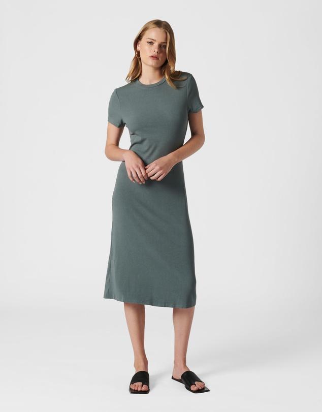 Women Stormy Rib Dress
