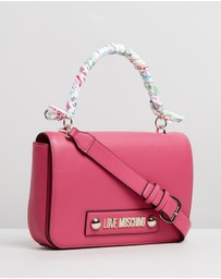 LOVE MOSCHINO - Top Handle Cross-Body Bag