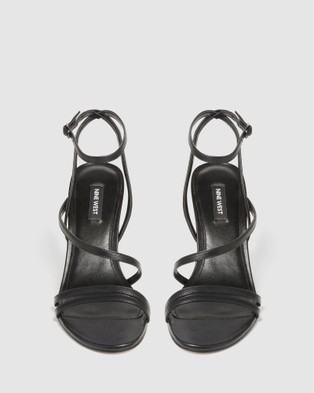 Nine West Dena - Sandals (BLACK)