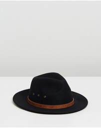 Billy Bones Club - Black Betty Fedora