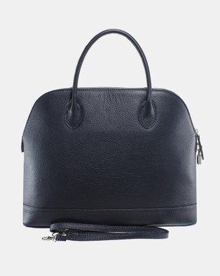Lux Haide Olivia Tote Handbag - Handbags (Navy)