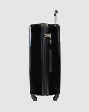 JETT BLACK Jett Black Signature Carry On Suitcase - Outdoors (Black)