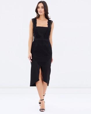 Cooper St – Orchestral Dress Black