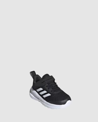 adidas Performance Fortarun EL Infant - Lifestyle Shoes (Black/White/Black)