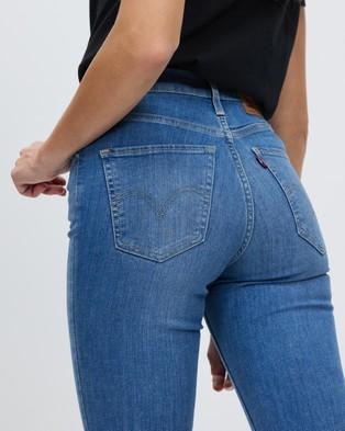 Levi's Mile High Super Skinny Jeans - High-Waisted (Math Club)
