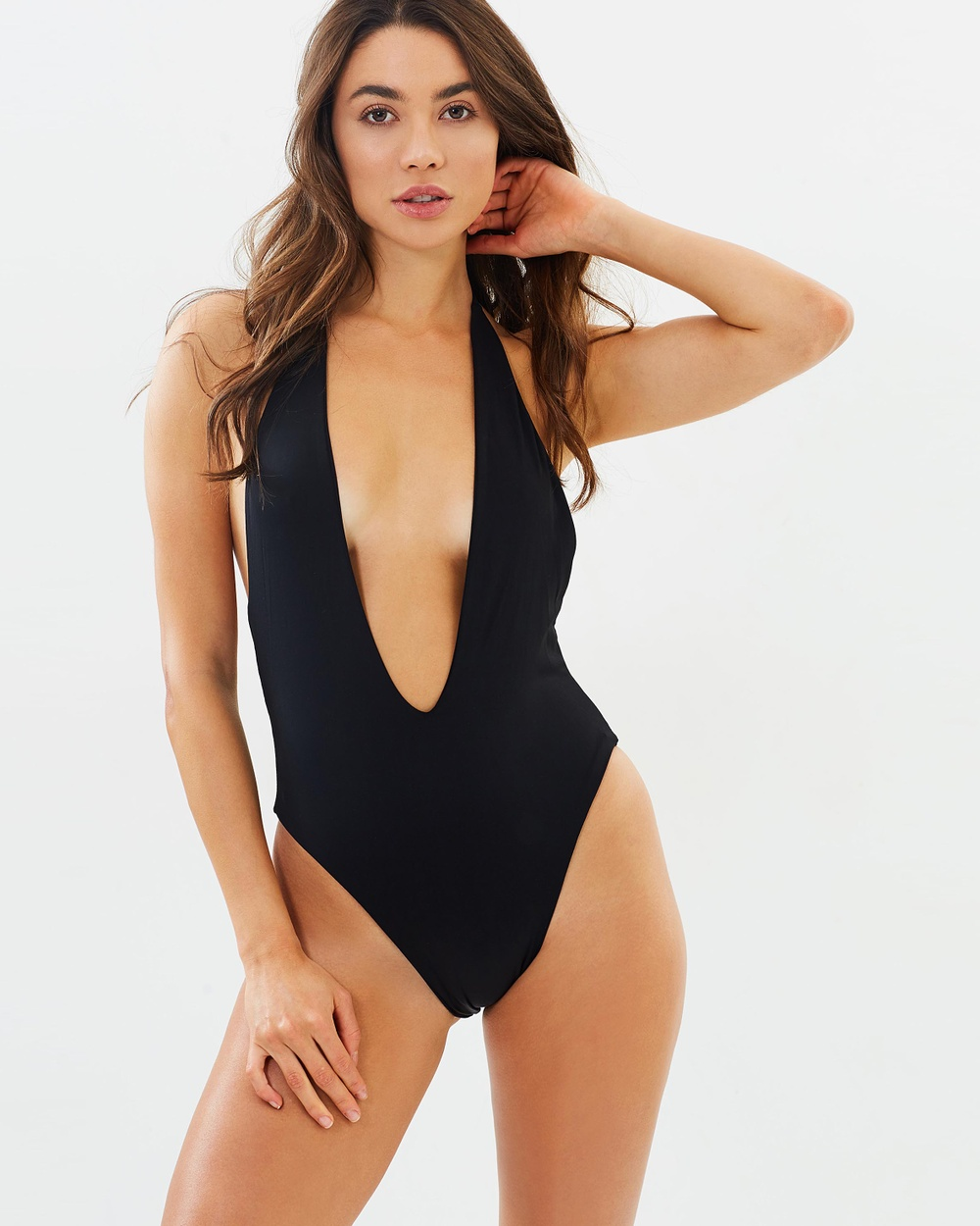 Lioness The Cindy One-Piece / Swimsuit Black The Cindy