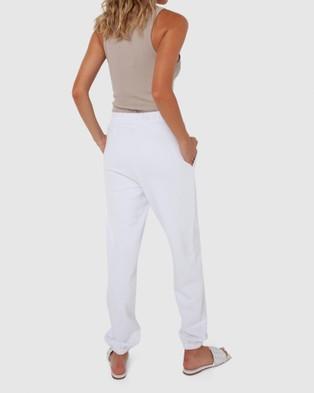 Madison The Label Est 2010 Track Pants - Pants (White)