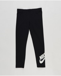 Nike - Graphics Leggings  - Kids-Teens