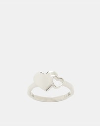 Karen Walker - Exploding Heart Ring