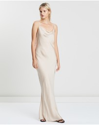 Shona Joy - Luxe Bias Cowl Slip Dress
