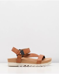 Rollie - Sandal Tooth Wedge