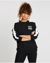 Puma - Puma x Hello Kitty Crew Sweatshirt