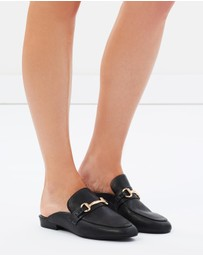 SPURR - Sienna Loafer Mules
