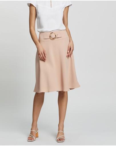 Review Martha Skirt Pink