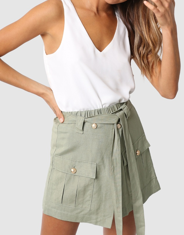 Madison The Label - Miguel Shorts