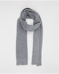 Jeff Banks - Textured Pattern Scarf