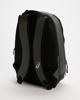 ASICS Backpack 25L   Unisex - Backpacks (Graphite Grey)