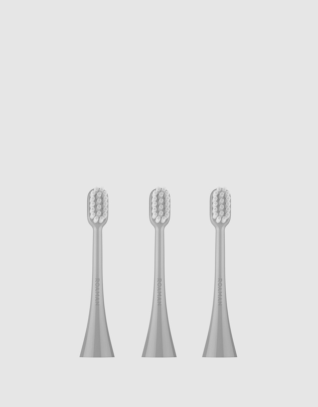 Life 3 Pack Replacement Brush Heads