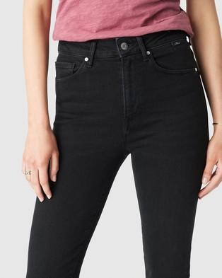 Mavi Scarlett Jeans - Clothing (Dark Grey Vintage)