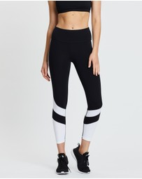 Gap - Colour-Block Flash Leggings
