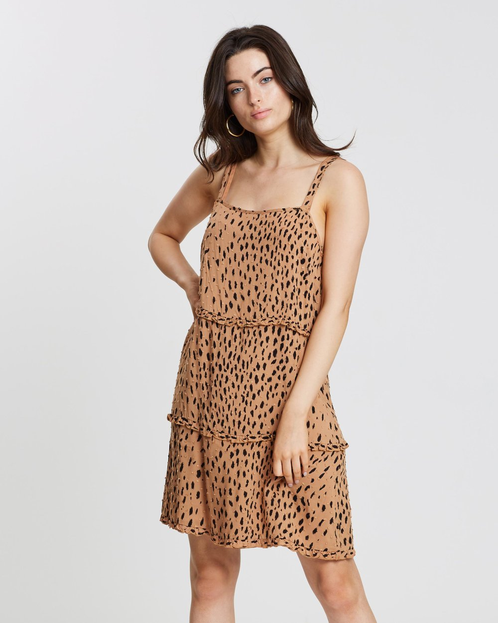 1b59441f542b Safari Poolside Slip Mini Dress by Auguste The Label Online | THE ICONIC |  Australia