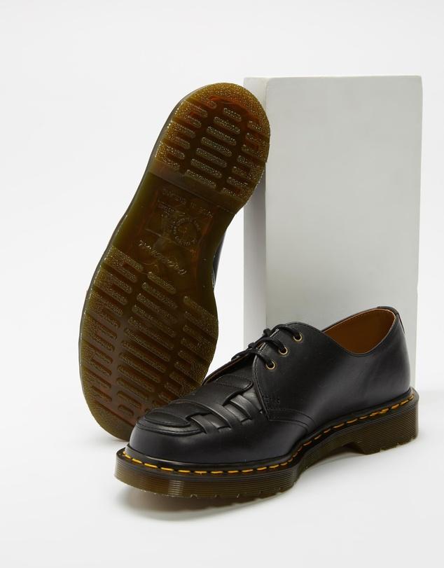Women Made In England 1461 Woven Eye Shoes - Unisex