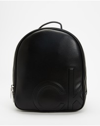 Calvin Klein - Round Small Backpack