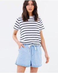 Assembly Label - Base Denim Shorts