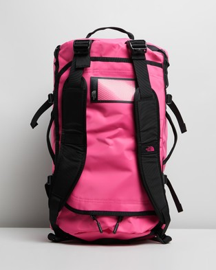 The North Face Base Camp Duffel   S - Outdoors (Mr. Pink & TNF Black)