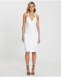 BWLDR - New York Linen Blend Dress