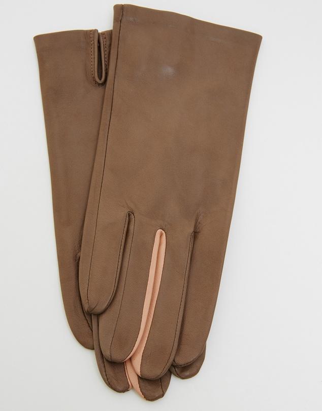 Women Wanderer Ladies Leather Gloves