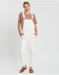 Assembly Label - Wide Leg Overalls