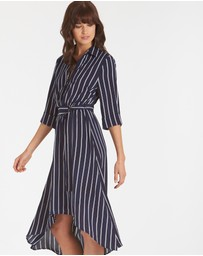 Amelius - Allegra Stripe Dress