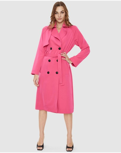Cooper St - Hyde Trench Coat