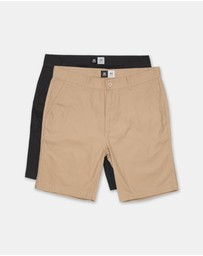 AS Colour - Plain Short 2-Pack